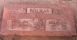 Dallas John Holman