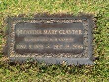 Ottavina Mary M. Claytor
