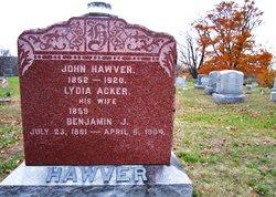 Benjamin J. Hawver