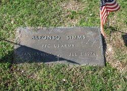 Alfonso Simms