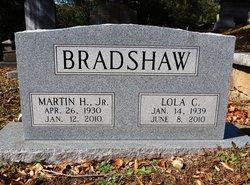 Lola Jean <I>Caldwell</I> Bradshaw