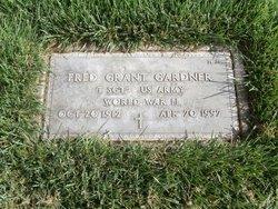 Fred Grant Gardner, Jr