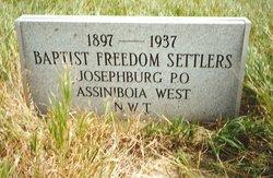Baptist Freedom Cemetery