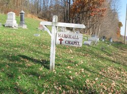 Marshall Chapel Cemetery