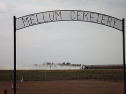 Mellum Cemetery