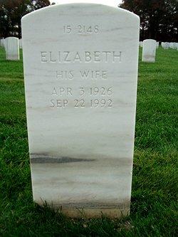 """Elizabeth Ida """"Betty"""" <I>Fulhaber</I> O'Connor"""