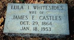 Lula Isabella <I>Whitesides</I> Castles