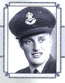 Squadron Leader James Catanach