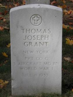 Thomas Joseph Grant
