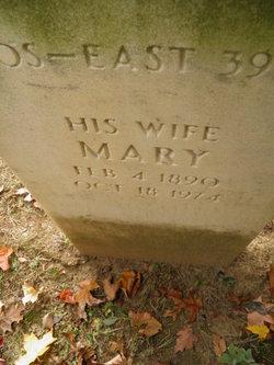 Mary Mentser