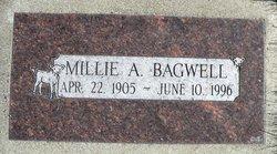 Millie Almeda <I>Brown</I> Bagwell