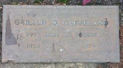 Gerald R Cleveland