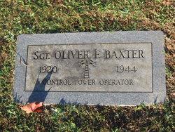 Oliver Franklin Baxter