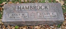 Anna <I>Neu</I> Hambrock