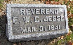 Rev Frederick William Carl Jesse