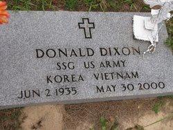 Donald Dixon