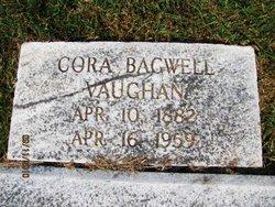 Cora <I>Bagwell</I> Vaughan