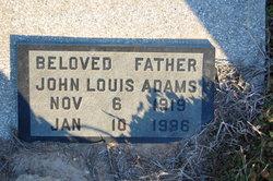John Louis Adams