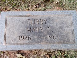 Mary Elizabeth <I>Libby</I> Hall