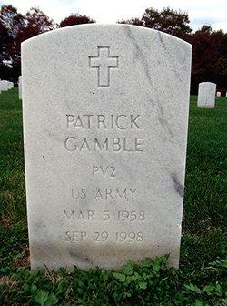 Patrick J. Gamble, Sr