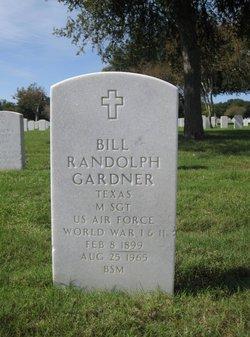 Bill Randolph Gardner