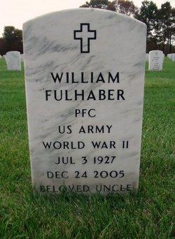 William Fulhaber