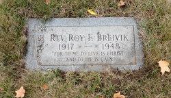 Rev Roy Frederick Breivik