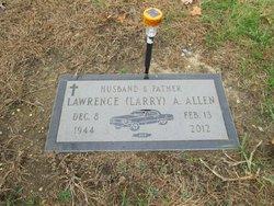 """Lawrence A. """"Larry"""" Allen"""