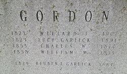 """William M """"Willie"""" Gordon"""