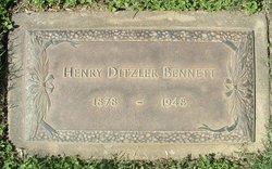 Henry D Bennett