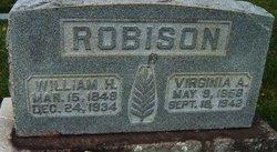 Virginia <I>Dequasie</I> Robison