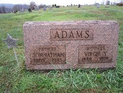 Jonathan Elmer Adams