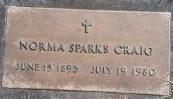 Norma <I>Sparks</I> Craig