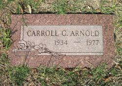 Carroll Graham Arnold