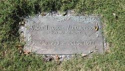 Oscar Theodore Alexanderson