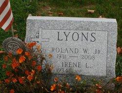 Roland Lyons, Jr