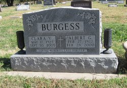 Albert G. Burgess