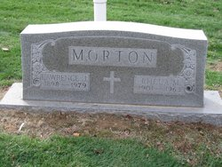 Rheua M. Morton