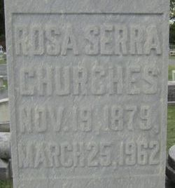 Rosa <I>Serra</I> Churches