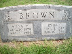 Irvin F. Brown