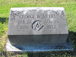 George Washington Akers