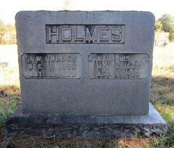 J. W. Holmes
