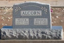 Herbert M Alcorn