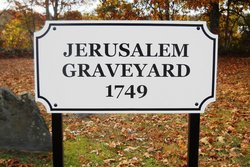 Jerusalem Graveyard