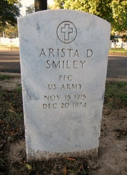 Arista D Smiley