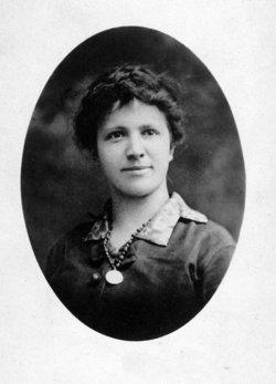 Mabel Mae <I>Bauserman</I> Hobson