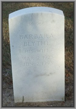 Barbara <I>Blythe</I> Barker