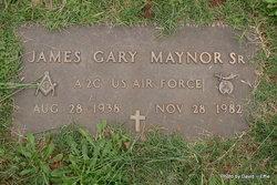 James Gary Maynor, Sr