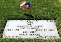 Manuel Norton Cain