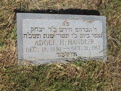Adolf H Handler